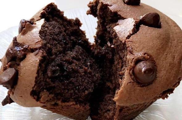 Mini Very Chocolate Muffins