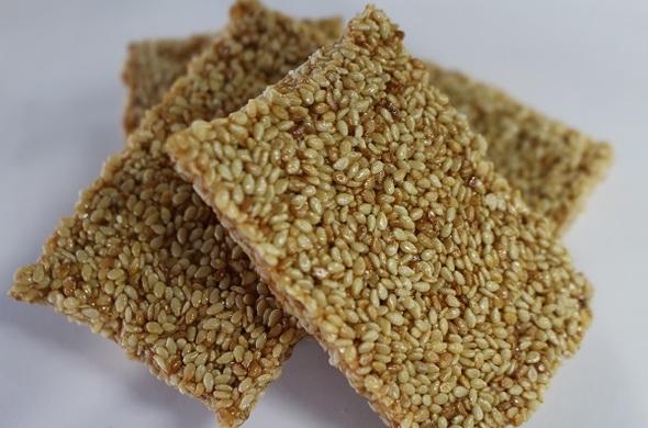 Sesame Crunch