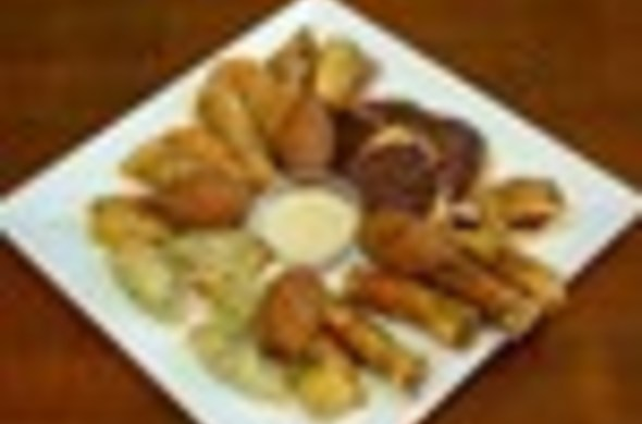 Mazza Tasting Platter (Clam Shell Pack)
