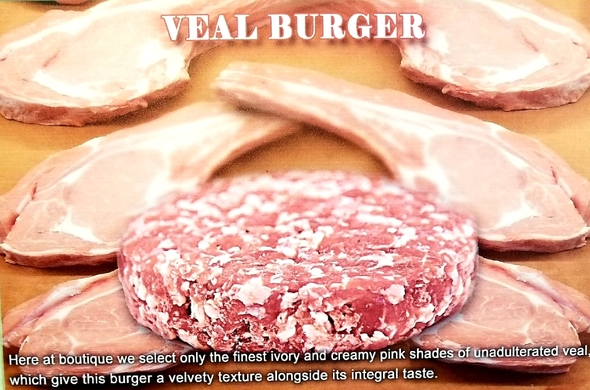 Veal Burgers
