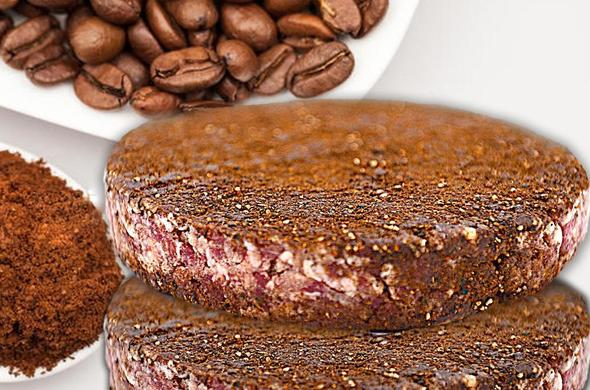 Cocoa Dusted Burgers