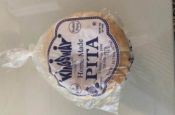 Bag of Pita
