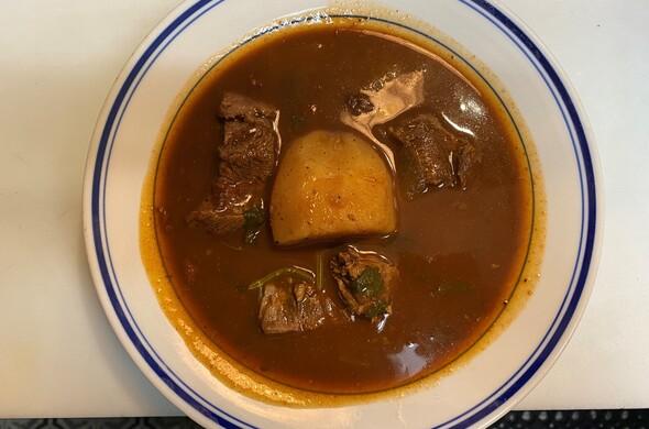 Yeminite Soup