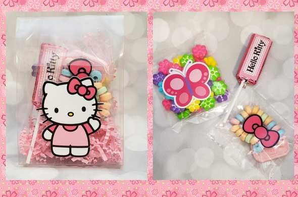 Hello Kitty Childrens party bag