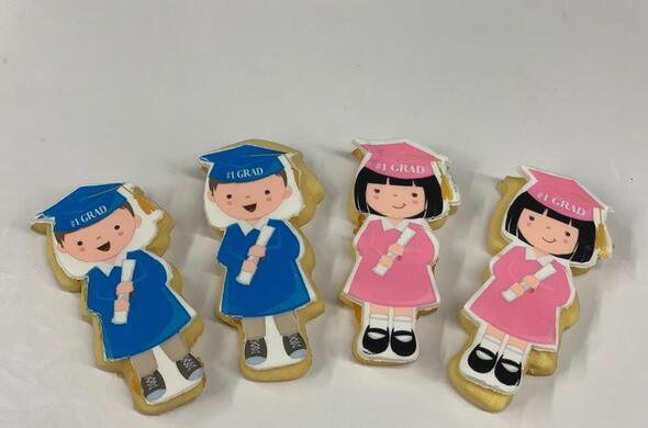 Graduation Cookie #3