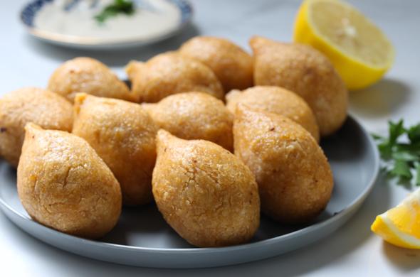 Gluten Free Torpedo Kibbeh