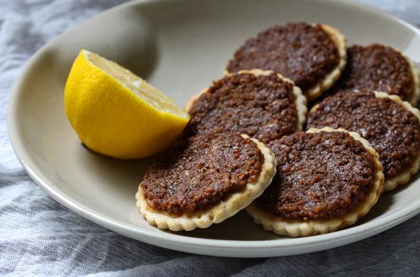 Gluten Free Mushroom Lahamagene - Parve