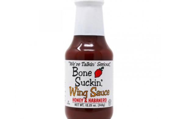 Bone Suckin' Wing Sauce - Honey & Habanero