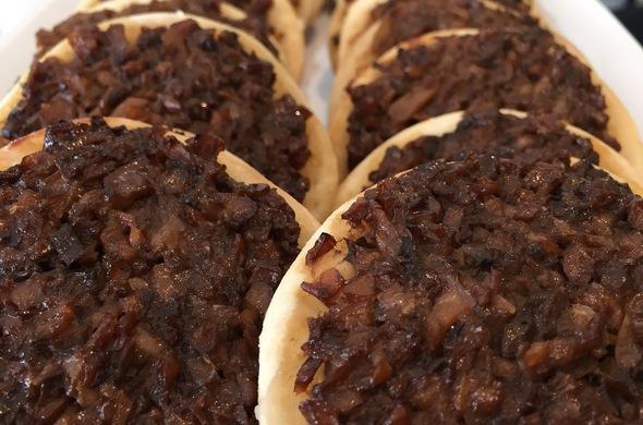 Mushroom Lachmagene (frozen)