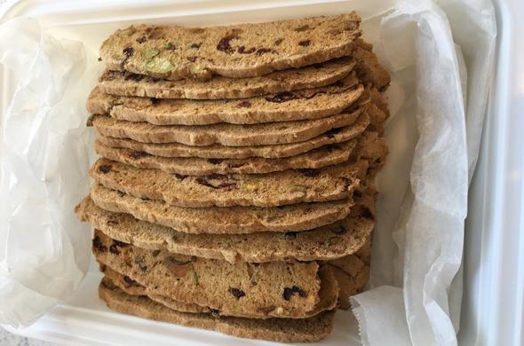 Biscotti (Passover-NK)