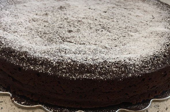 Flourless Chocolate Cake (Passover-NK)
