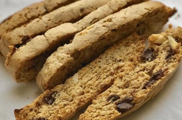Gluten Free Biscottis