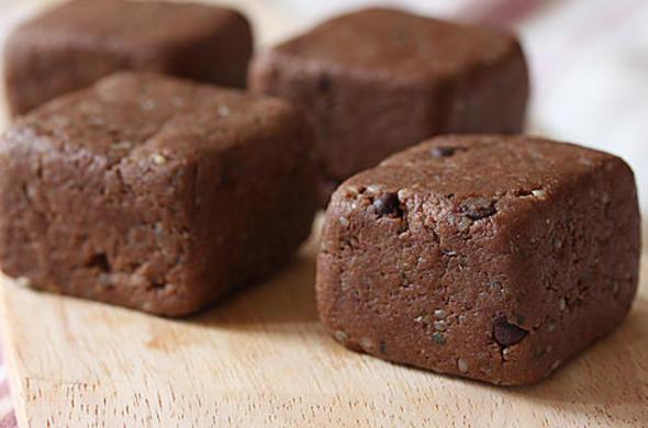 Chocolate Brownie Protein Bars