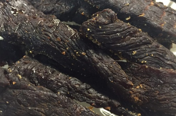 Mike's Jerky - Chili Lime