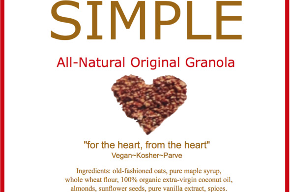 All-Natural Original Granola