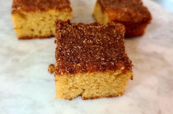 Coffee Cake Squares