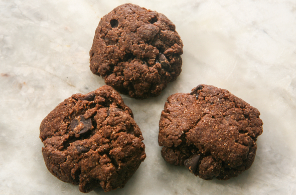 Chocolate Cookie Crumb
