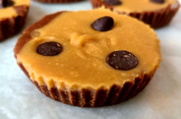 Cashew Butter Cups (Passover)