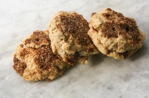 Vanilla Struesel Cookies
