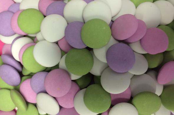 Pastel Mint Lentils