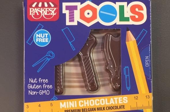 Milk Chocolate Tool Set