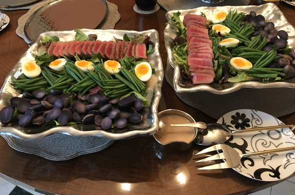 Nicoise Salad (without Tuna)