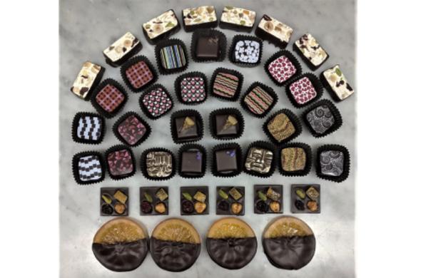 10pc Artisan Chocolate Assortment