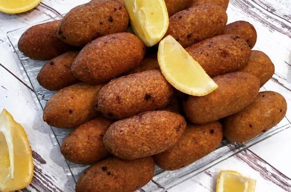 Potato Kibbe