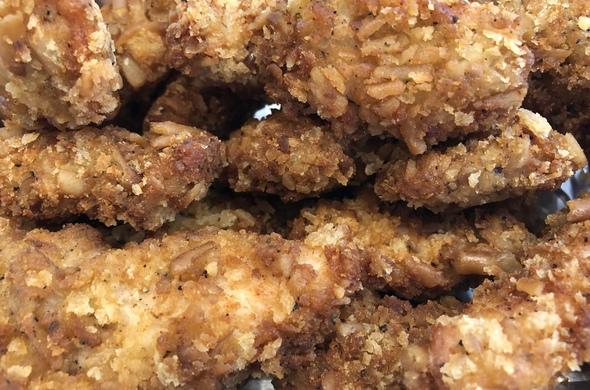 Pretzel Chicken