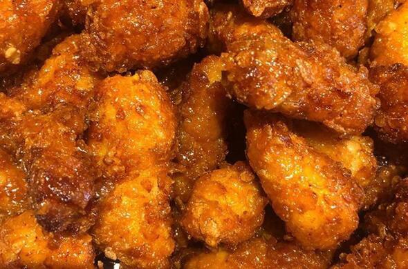 Rice Krispy Sweet Chicken