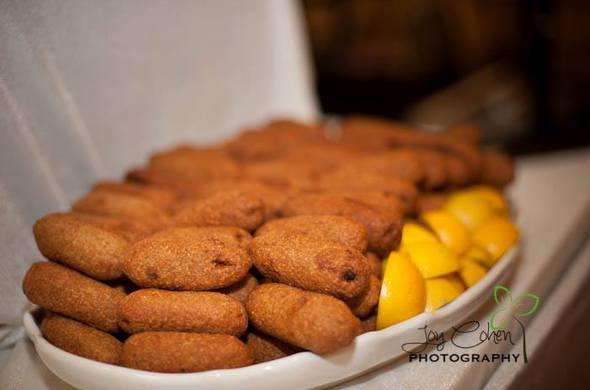 Vegetable Kibbeh (kibbe raas)