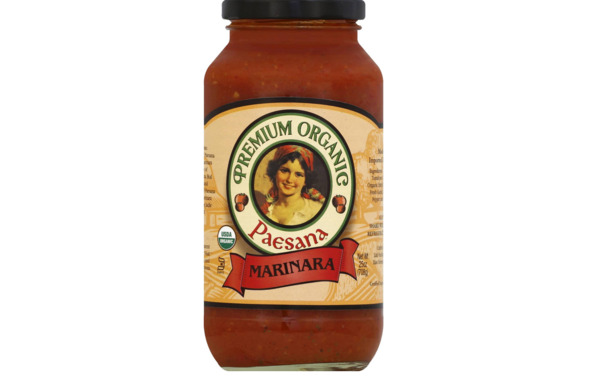 Premium Organic Marinara Sauce