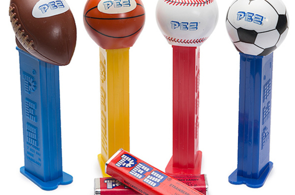 Pez Sports Dispenser