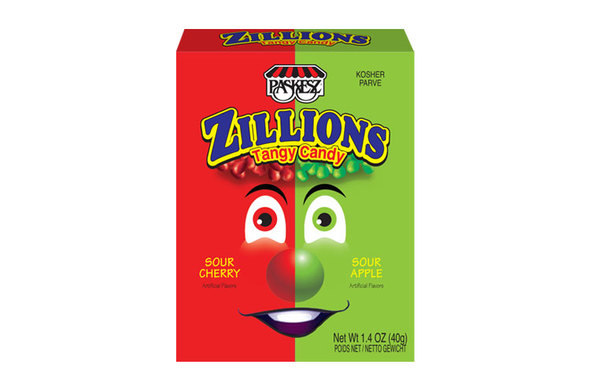 Zillions Cherry/Apple