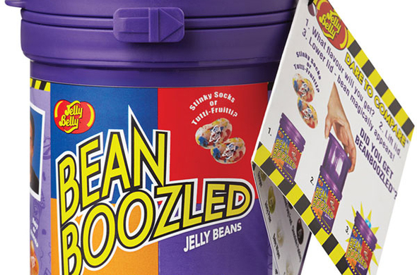 BeanBoozled Mystery Jelly Bean Dispenser