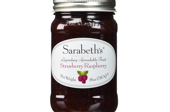 Strawberry Raspberry Spreadable Fruit