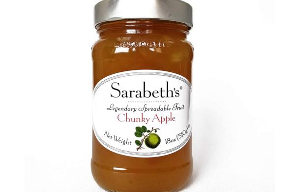 Chunky Apple Spreadable Fruit
