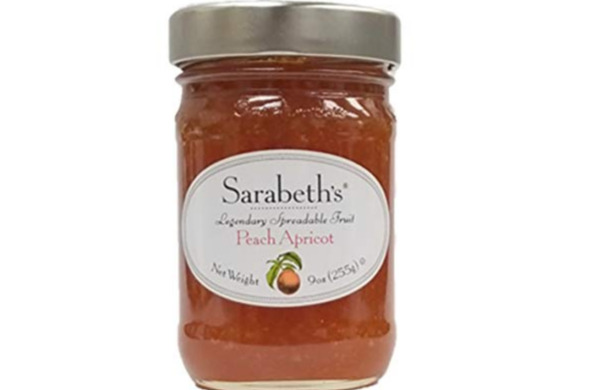 Peach Apricot Spreadable Fruit