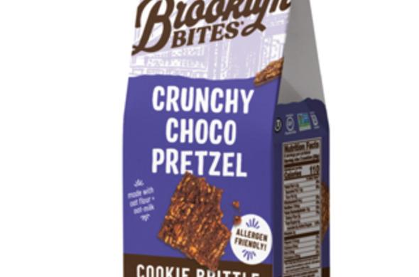 Crunchy Choco Pretzel Cookie Brittle