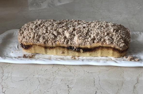 Coffee Streusel Crumb Cake