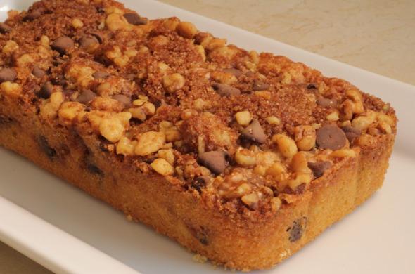 Cinnamon nut  Coffee Cake (petite)