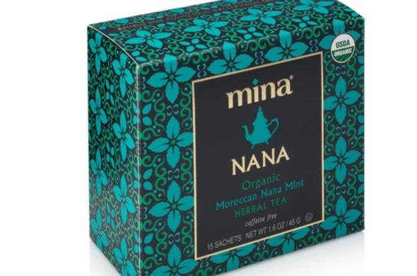 Moroccan Nana Mint Tea