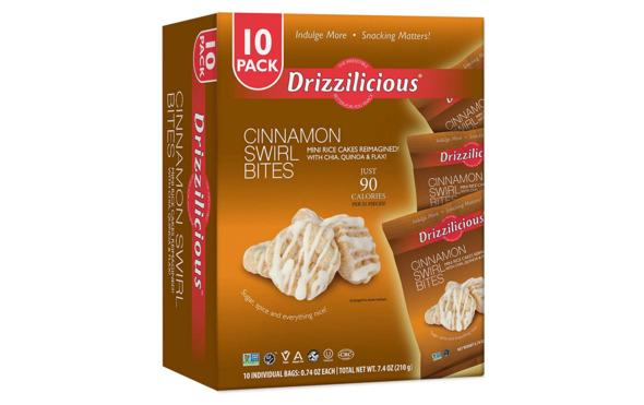 Cinnamon Swirl Cake Bites