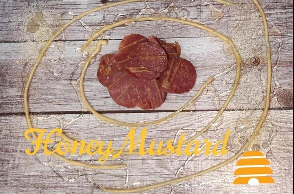 Honey Mustard Salami Chips