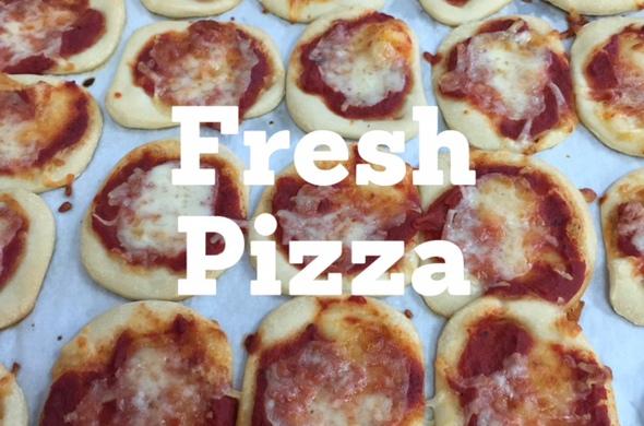 Mini Pizza fancy