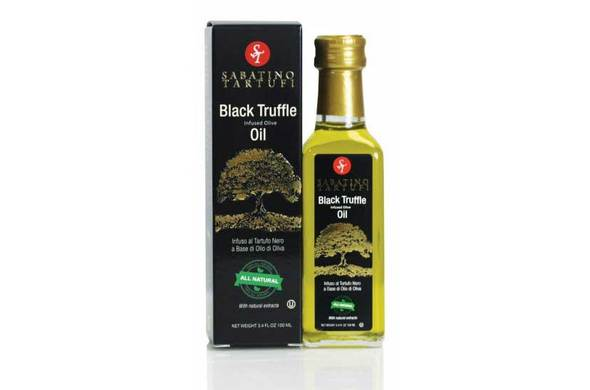 Black Truffle Infused Oil