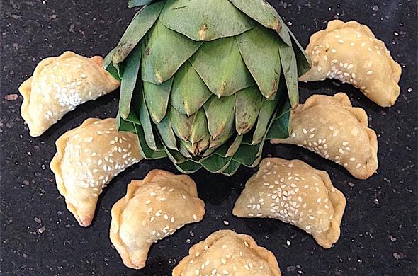 Artichoke Sembusak