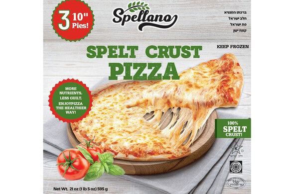 "Spelt Crust Pizza (3 10"" Pies)"