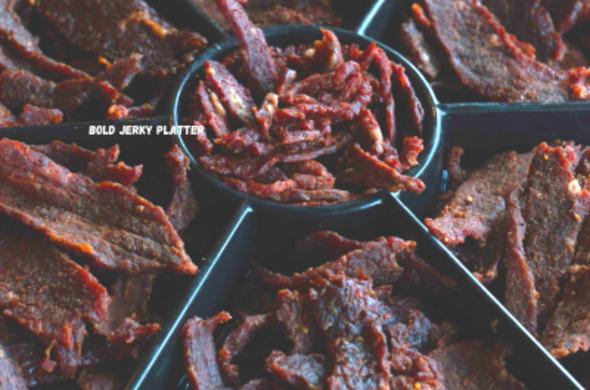 Bold Jerky Platter