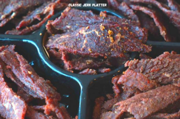 Classic Jerky Platter